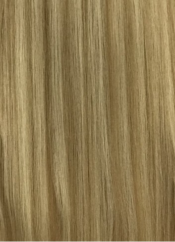 Deluxe clipin warm Blonde