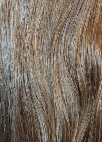 Natural straight Golden Brown
