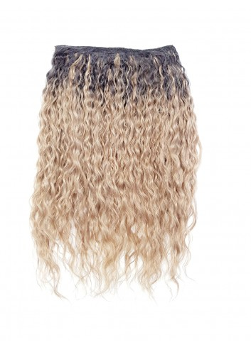 Natural curly Dark Blonde Limited Edition